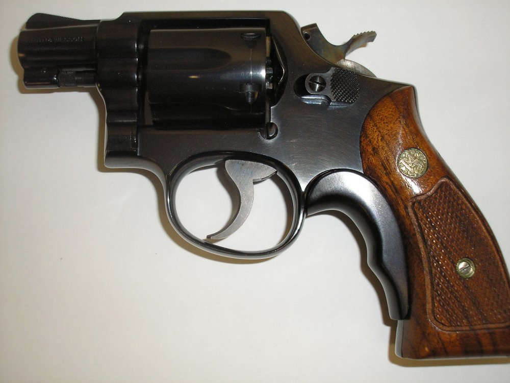 S&W Model 19 .357 Thoughts - Revolver Handguns