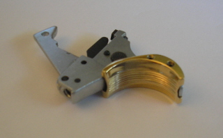b5433459a26b These are good examples of the SKB Barrell Selector Trigger Shoe in BRONZE.  Order number  40Z 13SKB.